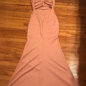 Dresses & Skirts - Blush color dress (long)